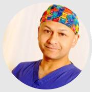 Mr Rana Das-Gupta MBBS(Lon) FRCS(Eng) EBOPRAS